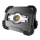 Прожектор светодиодный аккумуляторный 10W 5000 mAh (выход USB 5V), IP65 (FL-1002W) GIKRAFT