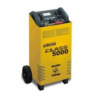 Пускозарядное устройство, CLASS BOOSTER 5000A, 220В, 2300/11000В, 12/24 DECA