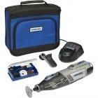 Аккумуляторный многофункциональный инструмент 8200-1/35 F0138200JC DREMEL