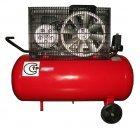Компрессор поршневой с ременным приводом, Vрес=100л, 360л/мин, 220V, 2,2кВт FIAC СНГ
