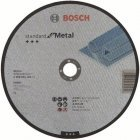 Отрезной круг Standard по металлу 230 х 3мм, прямой 2608603168 BOSCH Professional