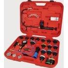 Набор для тестирования давления в радиаторе (многофункциональный) 28 единиц JGAI2801 TOPTUL