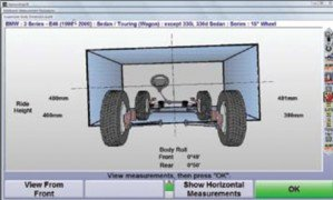 Suspension Body Dimension Audit