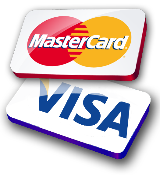 Оплата на карту MasterCard или VISA